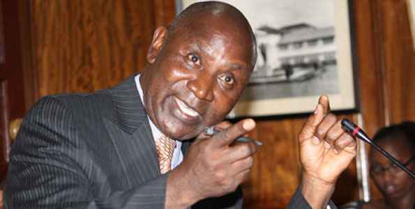 Auditor General Edward Ouko. Photo courtesy of www.kenya-today.com