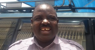 George Aladwa.  He has been accused of inciting Kenyans against each other. [Photo: radiojambo.co.ke]