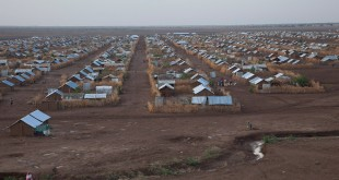 A view of Kakuma Refugee Camp. The camp has received Sh 100 million to help address cholera outbreaks and child mortality. [Photo: globalviews.dk]