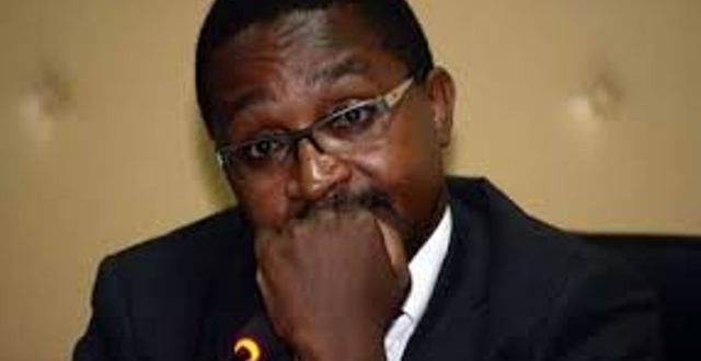 Murang'a Governor Mwangi wa Iria. Photo credit www.nation.co.ke