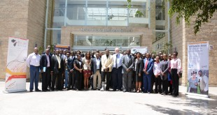 Strathmore-University-SAP-and-Kenyas-Ministry-of-ICT-Officials-pose-with-strathmores-faculty-of-IT-students.-The-University-is-enriching-the-program-to-train-latest-technologies. [Photo: ilabafrica.ac.ke]