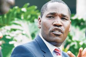 Meru County Governor Peter Munya who is also the chair of the Council of Governors.