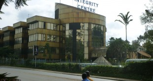 EACC Headquarters in Nairobi. [Photo: Red Neck]