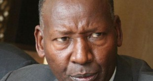 Major Gen (Rtd) Joseph Nkaissery. He has ordered the police to ensure peace prevails in Narok. [Photo: trending.co.ke]