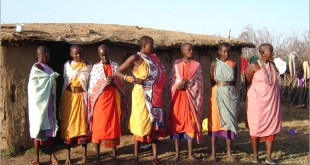 A group of Maasai women. Some believe that FGM helps keep a woman chaste. [Photo: Malachi Motano]