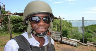 Freelance journalist Yassin Juma. Photo courtesy of citizentv.co.ke