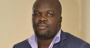 Blogger Robert Alai. Photo courtesy of http://nairobinews.nation.co.ke/