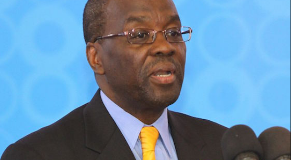 Former Chief Justice and President of the Supreme Court of Kenya Dr. Willy Mutunga.